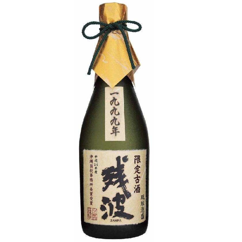 JAL泡盛グランプリに輝いた20年古酒「残波1999」