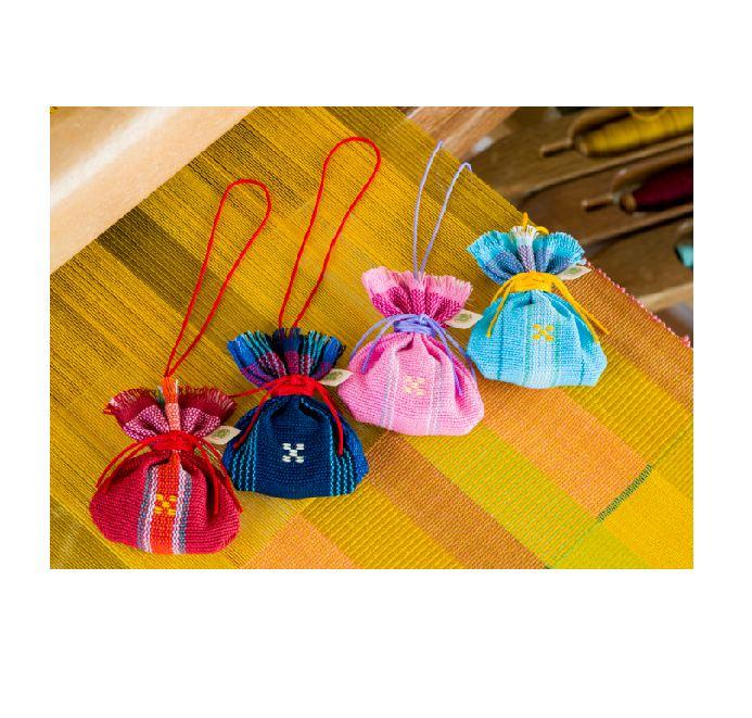 手織りのマース袋