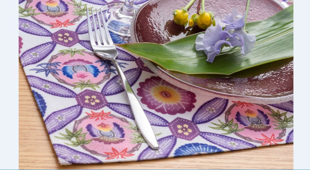 沖縄が香るおもてなしの食卓を演出