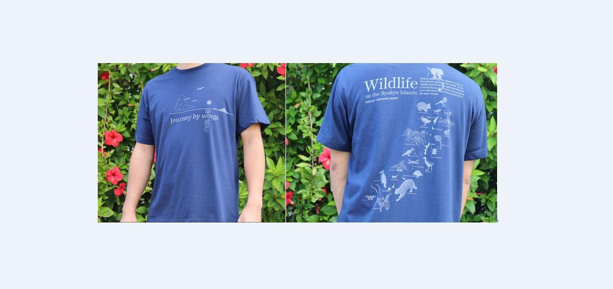 Tシャツ「MIRAI」