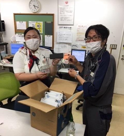 新型コロナウイルス感染リスク回避に向けた、各部門取り組みのご紹介